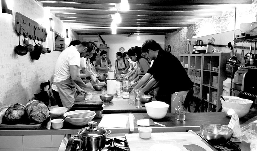 aula gastronomica