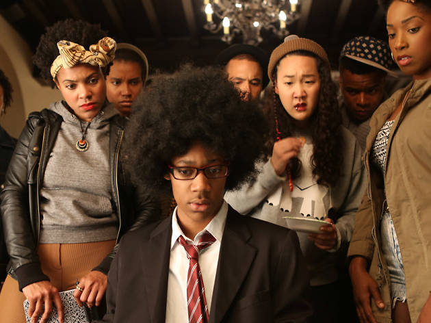Americana 2015: Dear white people