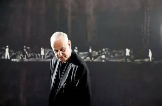 (Luc Tuymans. Portrait Jonas Lampens)
