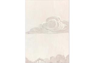 (Luc Tuymans: 'Cloud', 2014, courtesy David Zwirner London/New York)