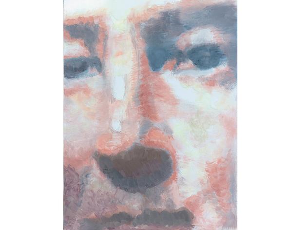 (Luc Tuymans: 'John Playfair', courtesy David Zwirner New York/London)