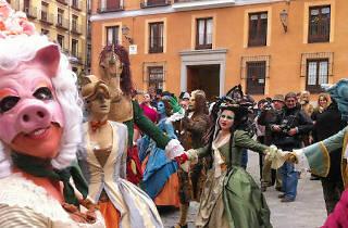 Carnaval en Madrid