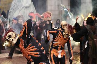 Desfile y pregón de Carnaval