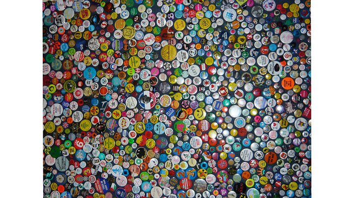 Collections, badges