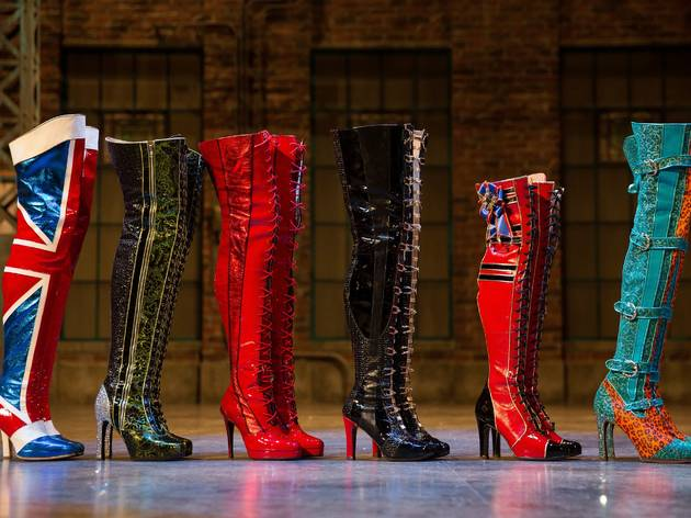 'Kinky Boots' with a free two-course meal