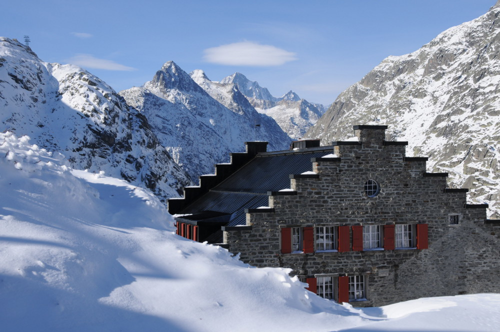 Grimsel Hospiz, Grimselpass hotel, Time Out Switzerland