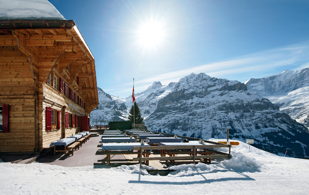 Berghaus Bort, Grindelwald hotel, Time Out Switzerland