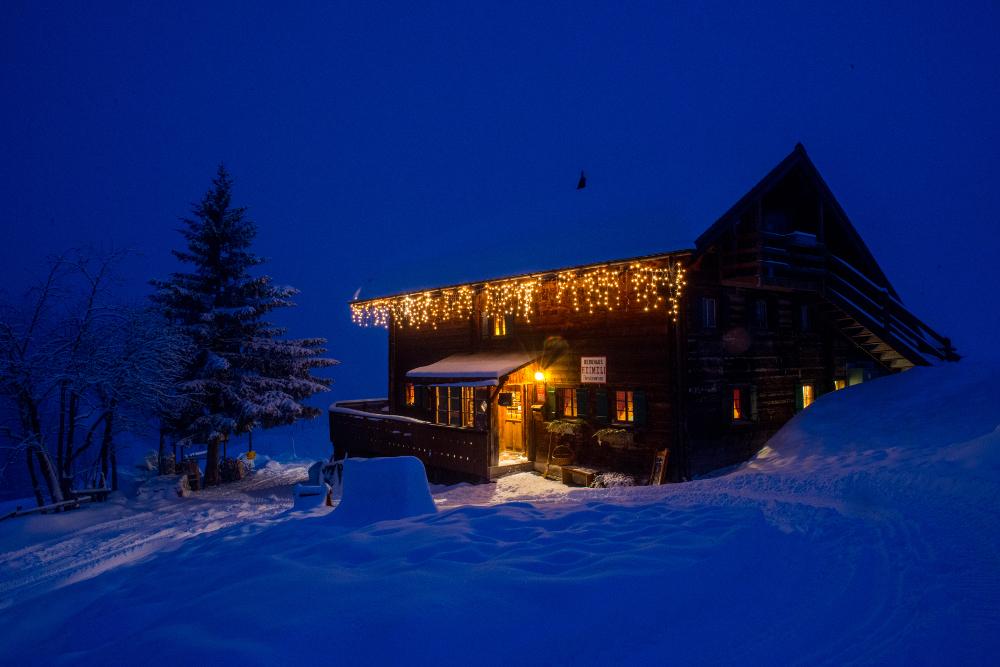 Berggasthaus Heimeli, Sapün hotel, Time Out Switzerland