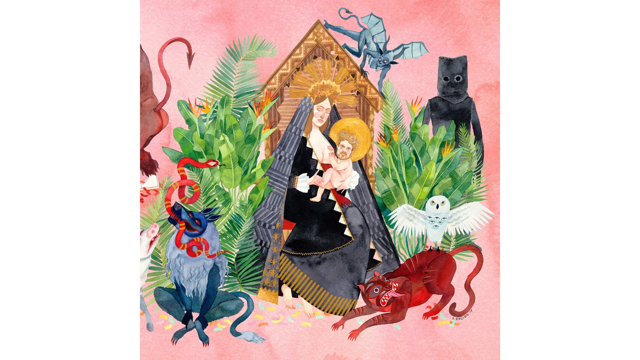 Father John Misty – 'I Love You, Honeybear'