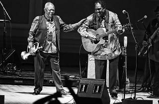 20 Years of Freedom: Hugh Masekela and Vusi Mahlasela