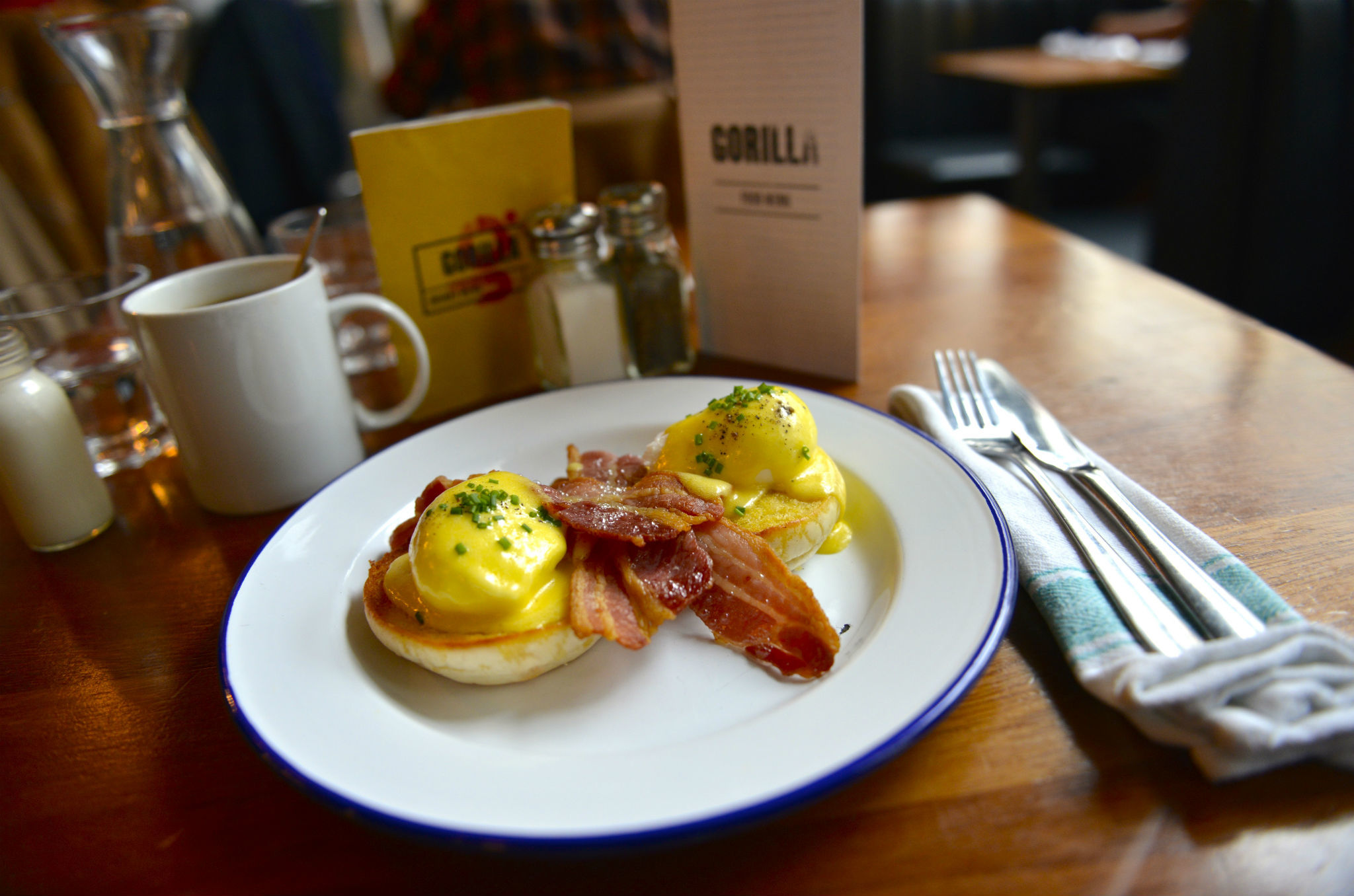 The best breakfasts and brunches in Manchester