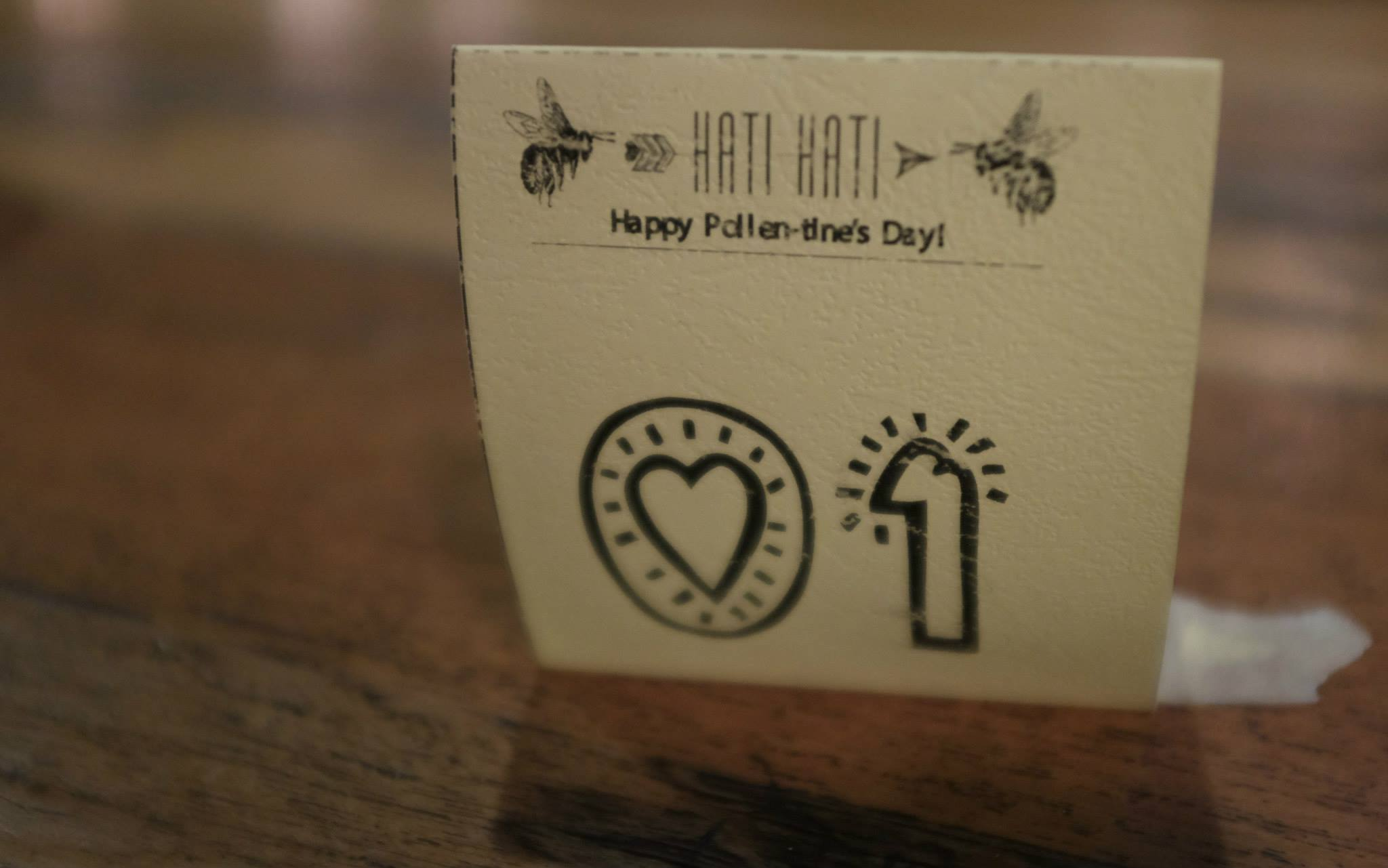 Hati-Hati's Speed Dating Valentine's Day at The Bee