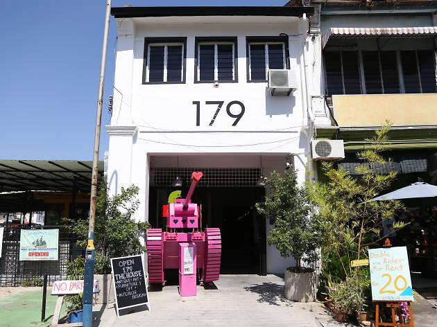 179 The House