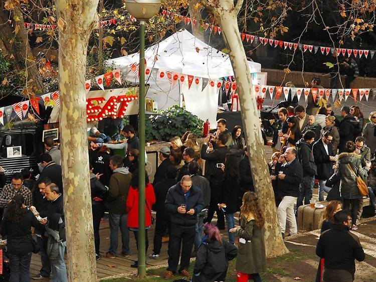 MadrEat Market