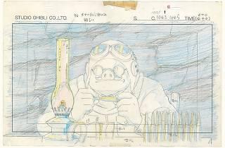 (Hayao Miyazaki, 'Porco Rosso', 1992 / ©Nibariki / GNDHDDT)