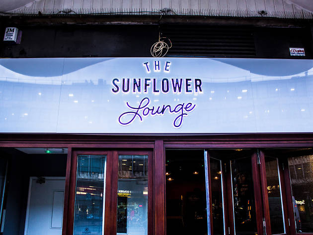 sunflower lounge, venue