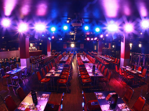 The best comedy clubs in Birmingham