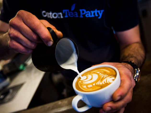 The best coffee shops in Birmingham