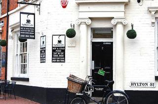 Hylton Café