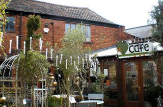 kitchen garden cafe, brunch