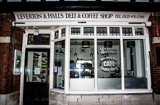 leverton & halls, coffee shop, brunch, deli