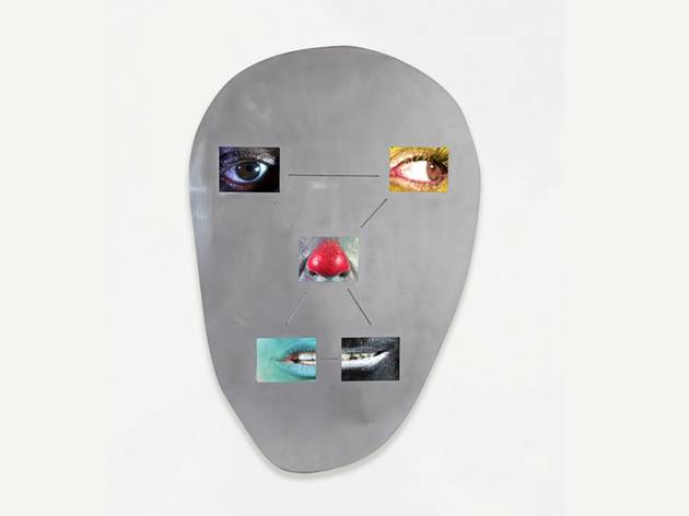 (Tony Oursler, 'SYC', 2014. © the artist; Courtesy, Lisson Gallery, London)