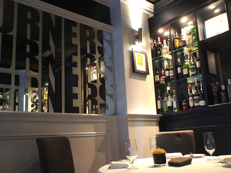 Fill up in style at the city's Michelin-starred restaurants