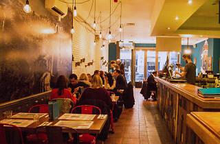 bodega, restaurant