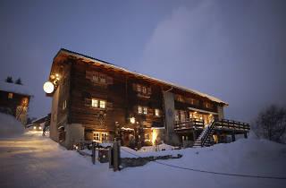 Maiensäss Hotel Guarda Val