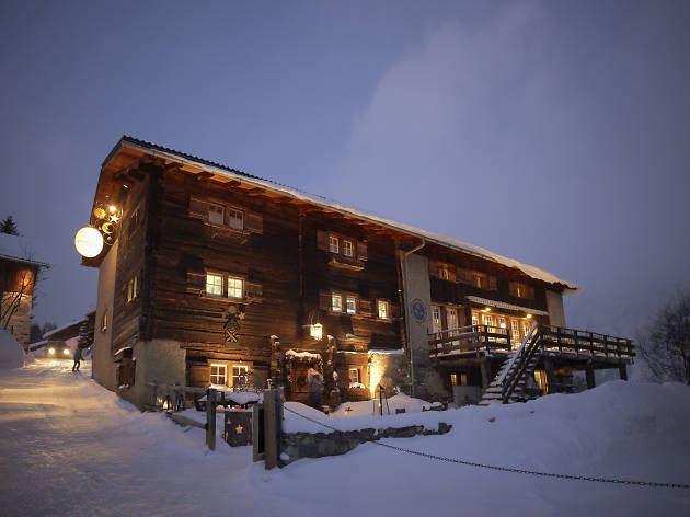 Get Away From The City And Check Out A Few Of Switzerland S Most Exciting High Alude Hotels