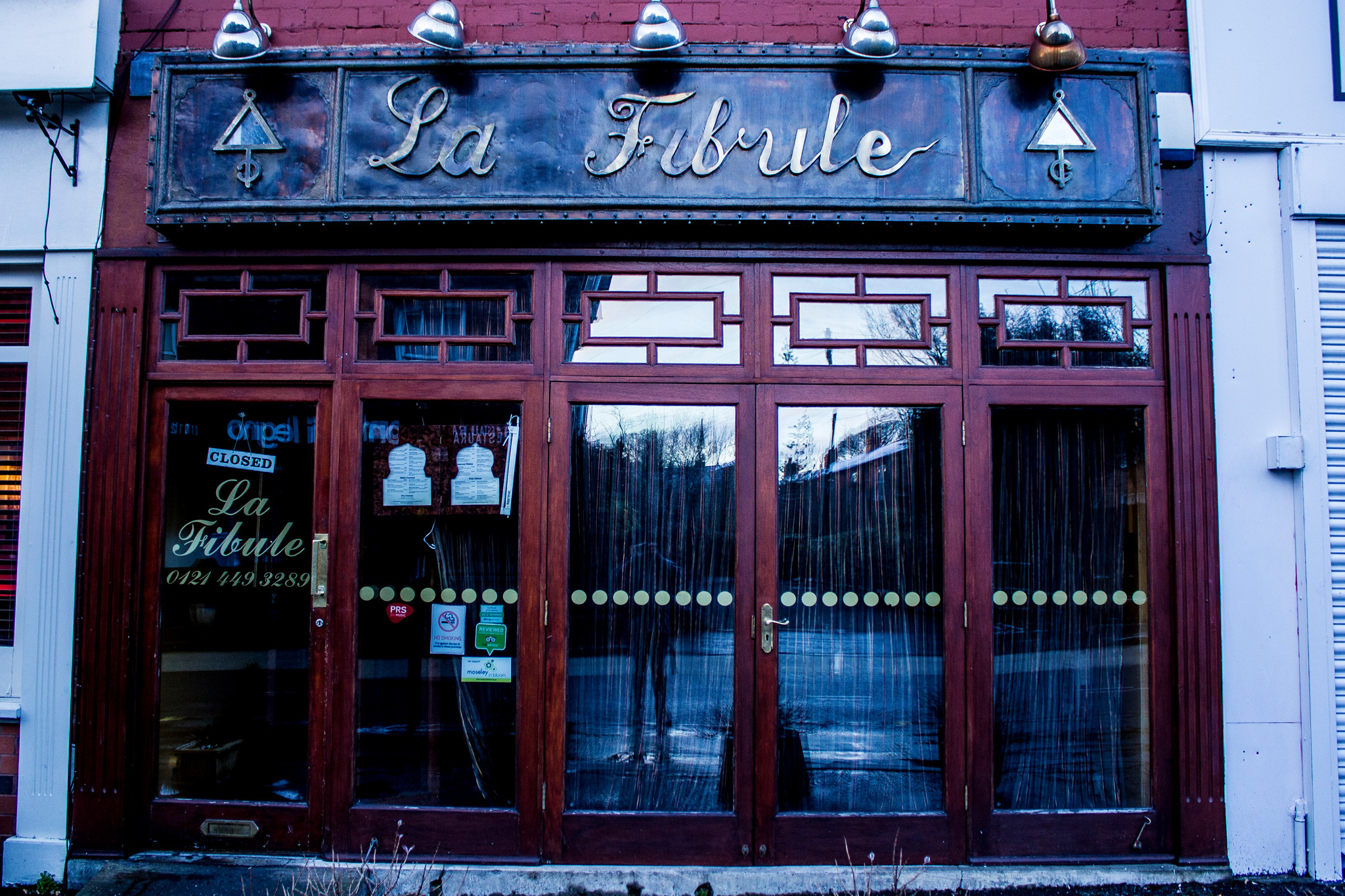la fibule, restaurant