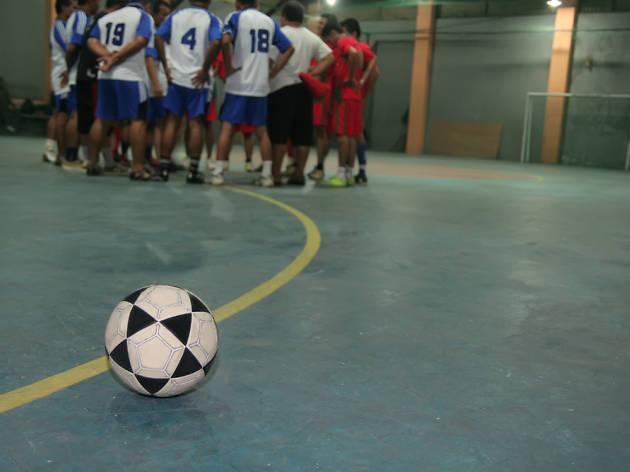 Futbol sala a Barcelona!