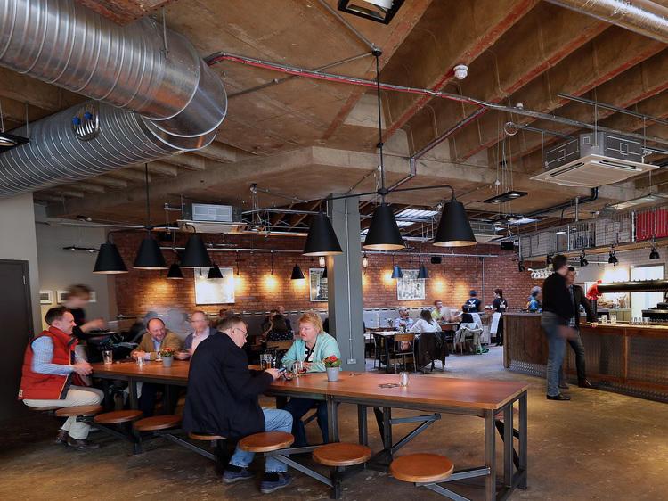 Purecraft Bar & Kitchen
