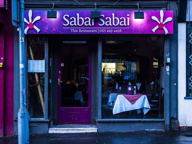 sabai sabai, restaurant