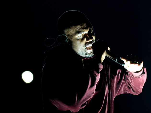 Kanye West  (Foto: Kevork Djansezian Cortesía Getty Images)
