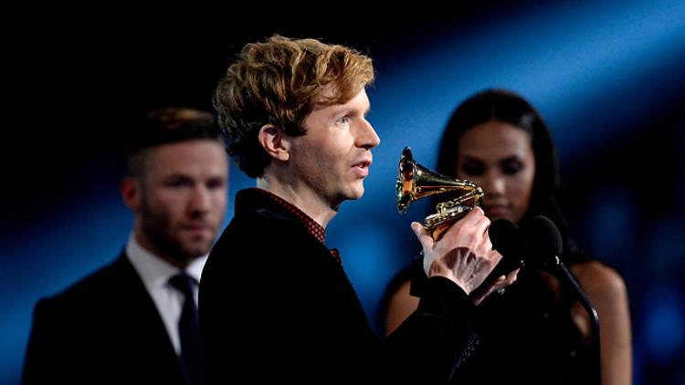 Beck (Foto: Kevork Djansezian)