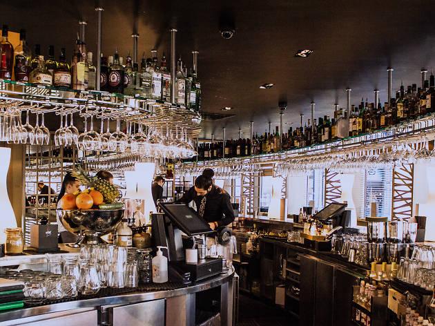 fumo, bar, cocktails