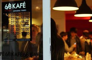 six eight kafe, coffee