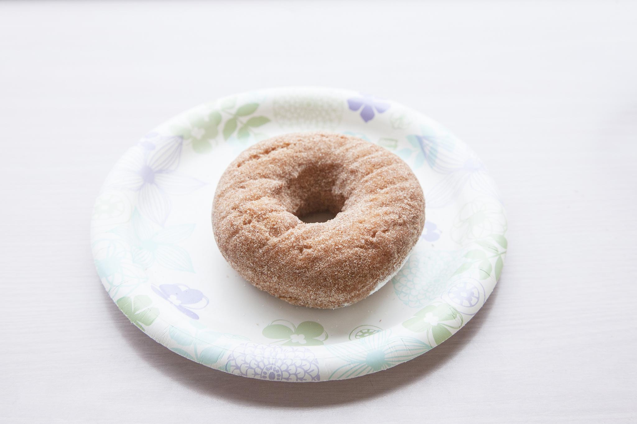 Anna's Hand Cut Donuts
