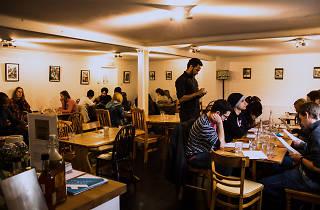 Warehouse Café