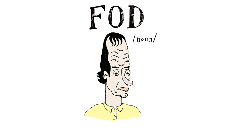 The A to Z of Northern Slang: F