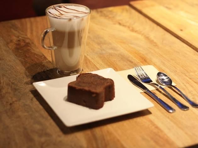 Café de Mamá Framboise