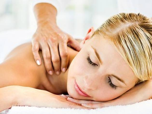 Top-rated spa package