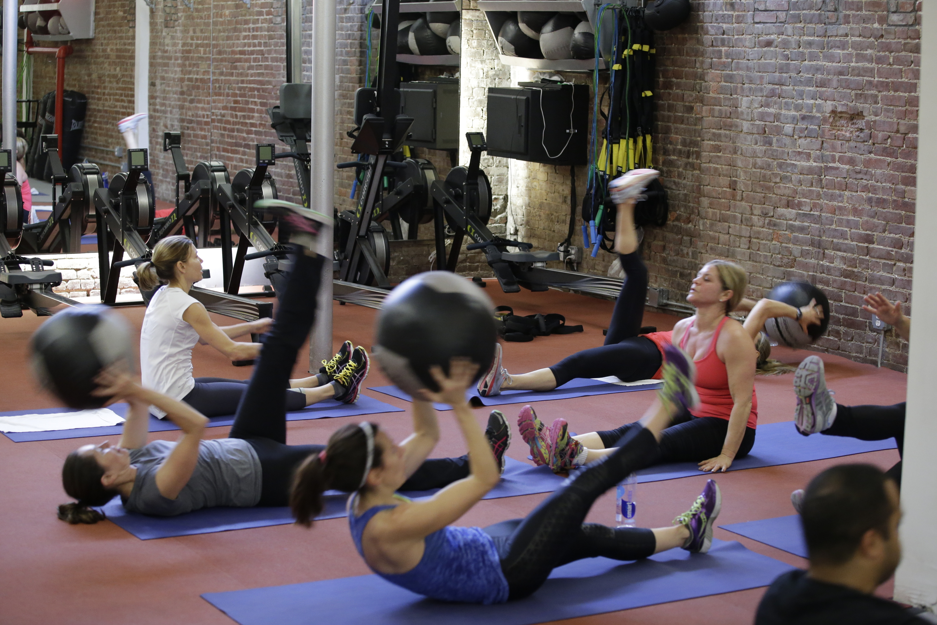 NYC's top free fitness classes