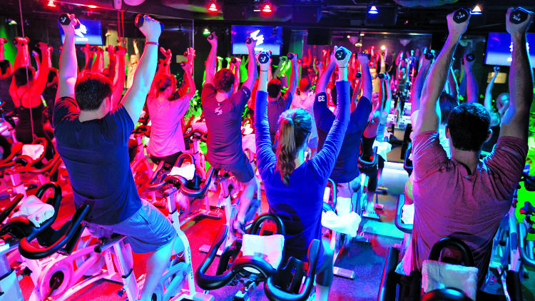 Swerve Fitness, 15 amazing workouts for Valentine's Day