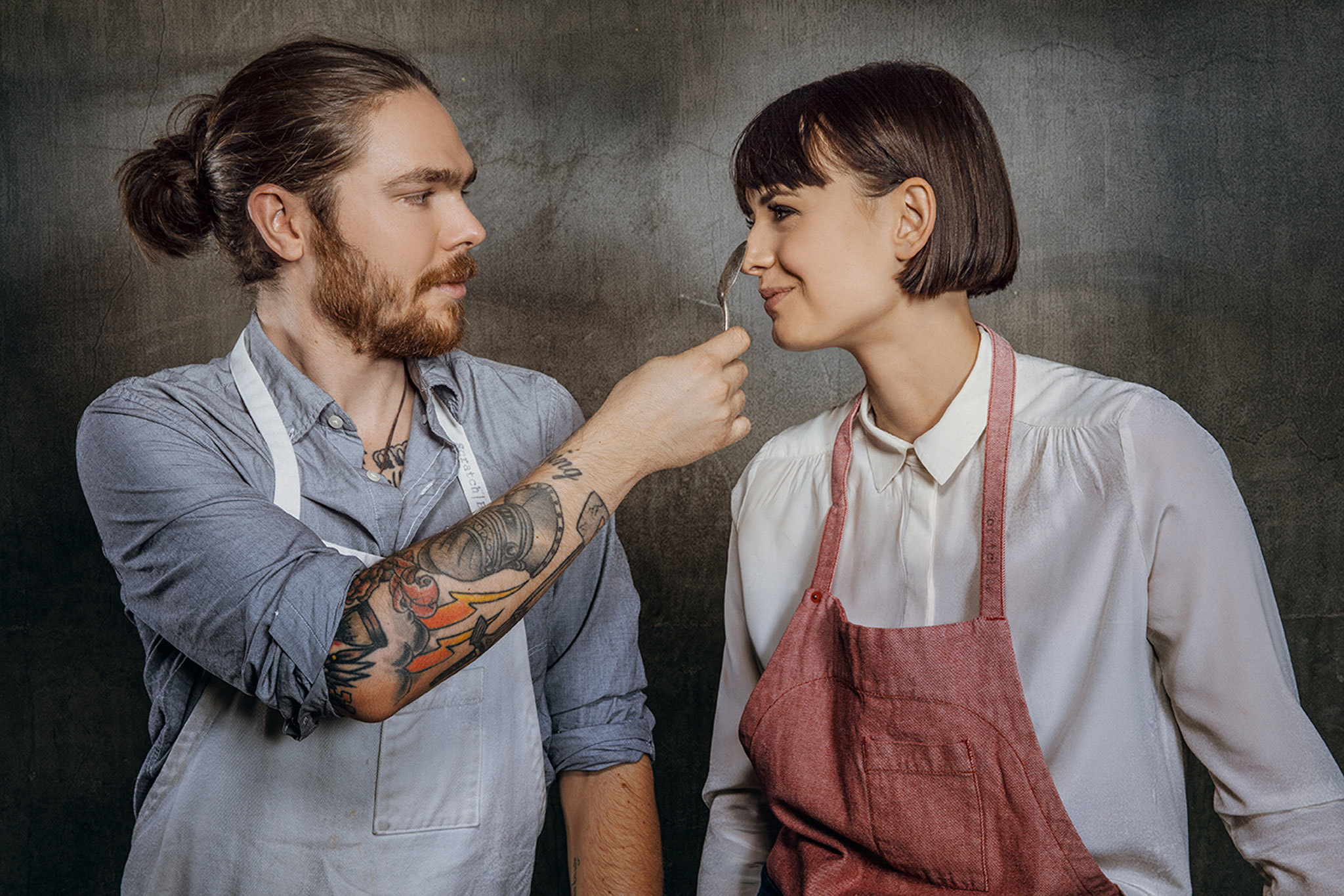 Restaurant power couples