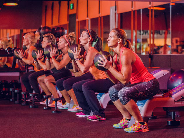 Free Fitness Series: Orangetheory Fitness Triangle