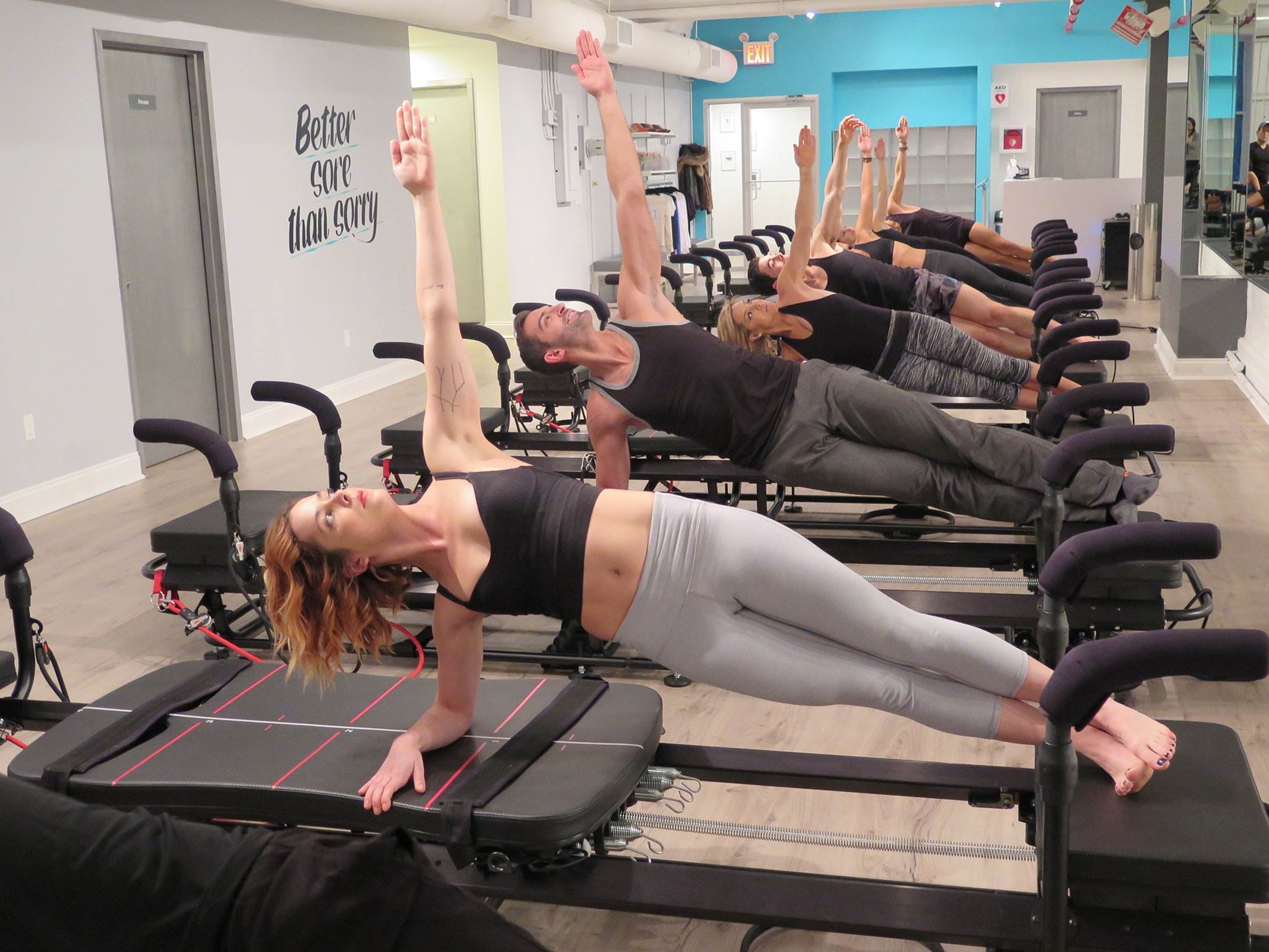 SLT (Strengthen Lengthen Tone), 15 amazing workouts for Valentine's Day