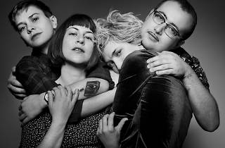 The Indie Pop Prom with the Pains of Being Pure at Heart + Swearin' + Waxahatchee + Weed Hands + Potty Mouth