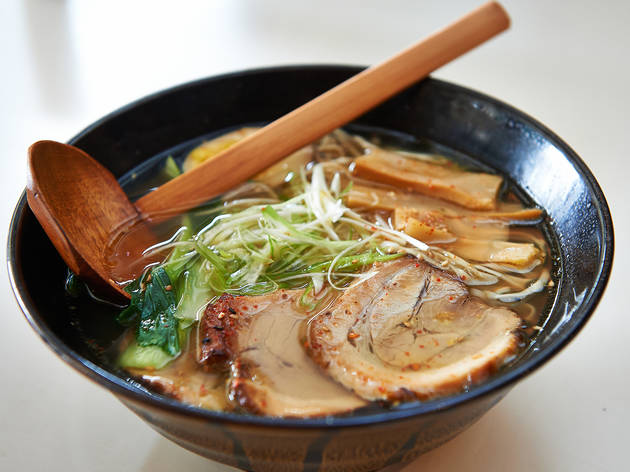 The best ramen in Boston